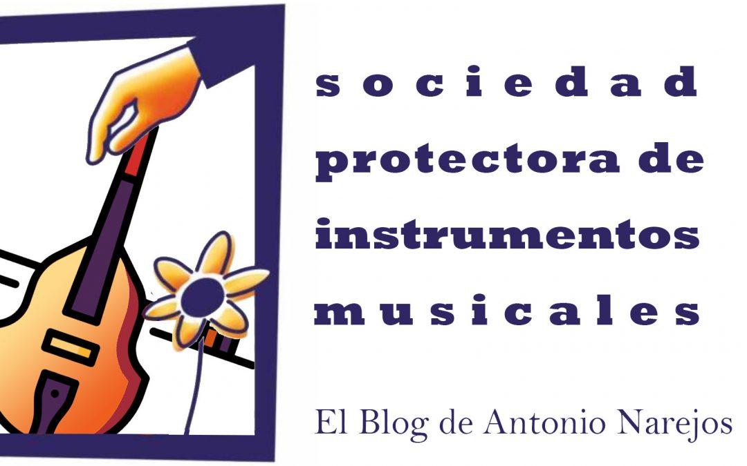 Sociedad Protectora de instrumentos musicales