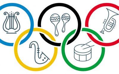 Himnos y canciones olímpicas