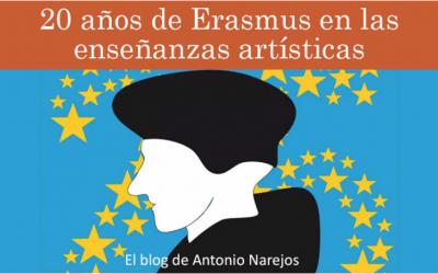 20 años de Erasmus en las enseñanzas artísticas