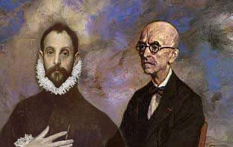 Manuel de Falla y El Greco
